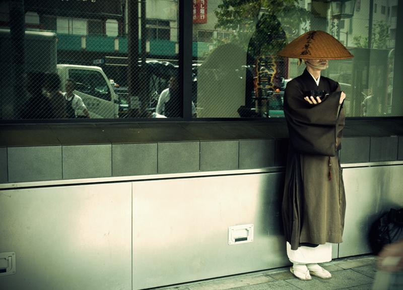 Stranger in Tokyo
